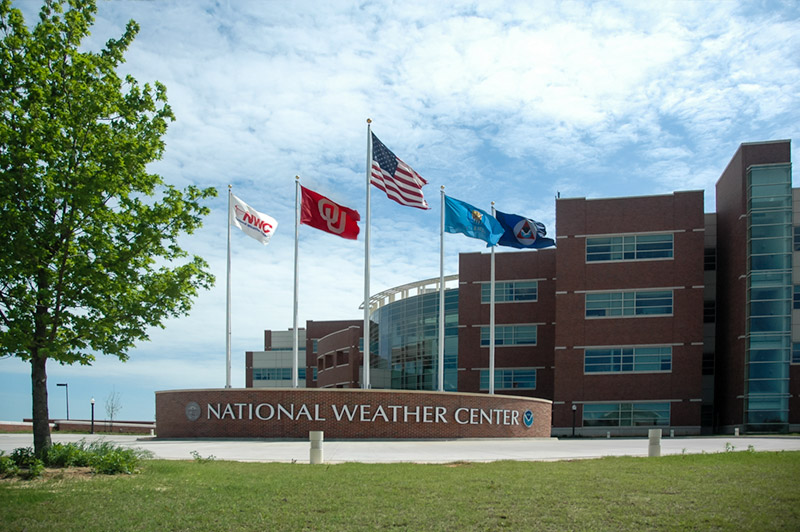 The National Weather Center
