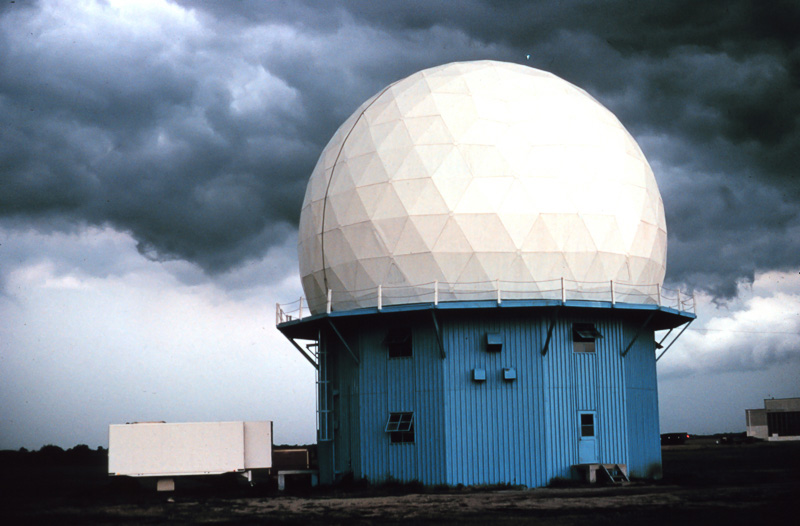1969 Doppler radar