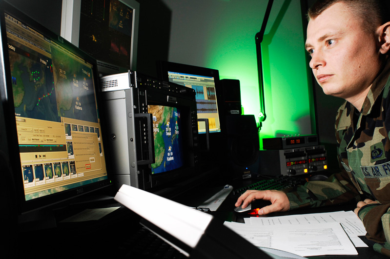 NSSL People: Career Options For Meteorologists