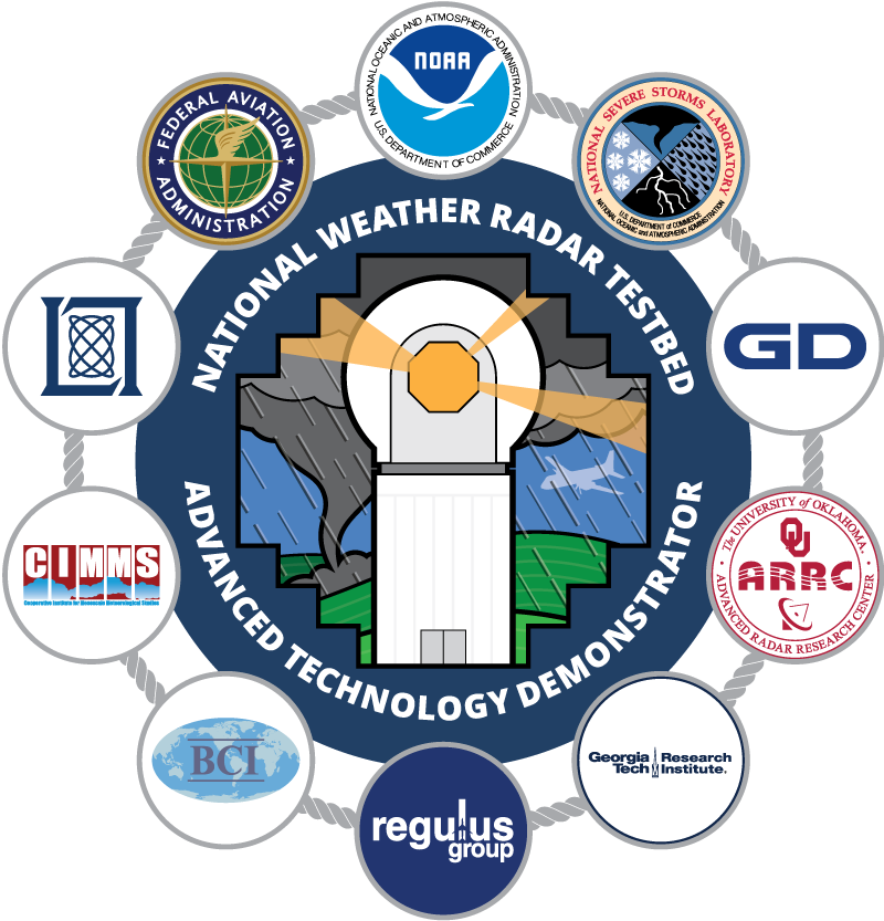 National Weather Testbed Advanced Technology Demonstrator logo